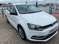 Used VOLKSWAGEN POLO ONLY 64311 MILES  in Sully, Penarth for sale