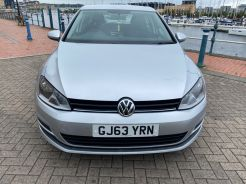 Used VOLKSWAGEN GOLF ONLY 57111 MILES  in Sully, Penarth for sale
