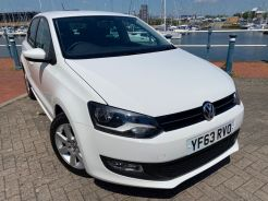 Used VOLKSWAGEN POLO ONLY 30711 MILES  in Sully, Penarth for sale