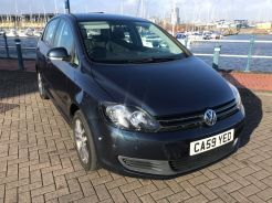 Used VOLKSWAGEN GOLF PLUS.  55111 MILES ONLY  in Sully, Penarth for sale