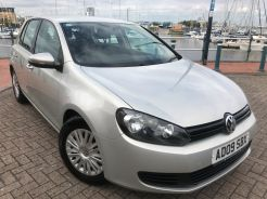 Used VOLKSWAGEN GOLF   ONLY 92111 MILES  in Cardiff, South Glamorgan for sale
