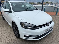 Used VOLKSWAGEN GOLF ONLY 25161 MILES  in Sully, Penarth for sale