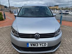 Used VOLKSWAGEN TOURAN. ONLY 49911 MILES  in Sully, Penarth for sale