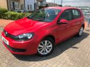 VOLKSWAGEN GOLF  ONLY 66111 MILES MATCH TDI BLUEMOTION TECHNOLOGY - 1522 - 9