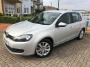 VOLKSWAGEN GOLF  ONLY 94111 MILES  MATCH TSI - 1542 - 9