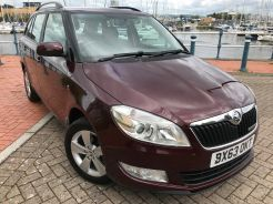 Used SKODA FABIA  67111 MILES ONLY in Cardiff, South Glamorgan for sale