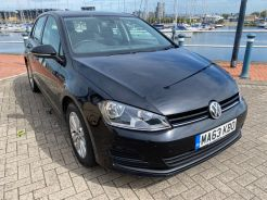 Used VOLKSWAGEN GOLF ONLY 74111 MILES  in Sully, Penarth for sale